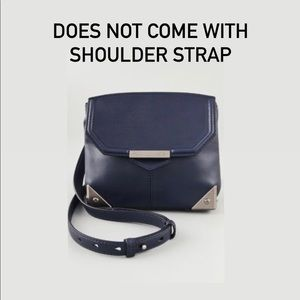 Alexander Wang Marion Bag - missing strap